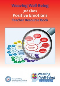 Positive Emotions Teacher's Resource Book Cover